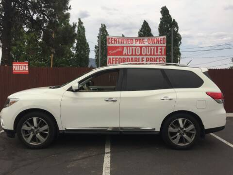 2013 Nissan Pathfinder for sale at Flagstaff Auto Outlet in Flagstaff AZ