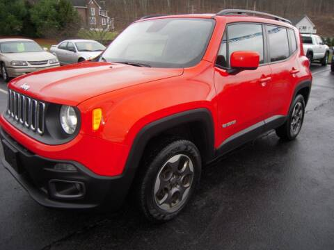2015 Jeep Renegade for sale at 1-2-3 AUTO SALES, LLC in Branchville NJ