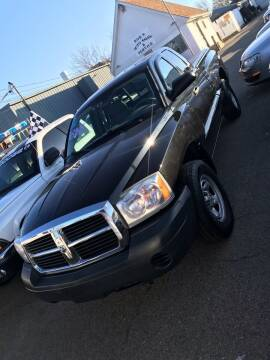 2006 Dodge Dakota for sale at Bob Luongo's Auto Sales in Fall River MA