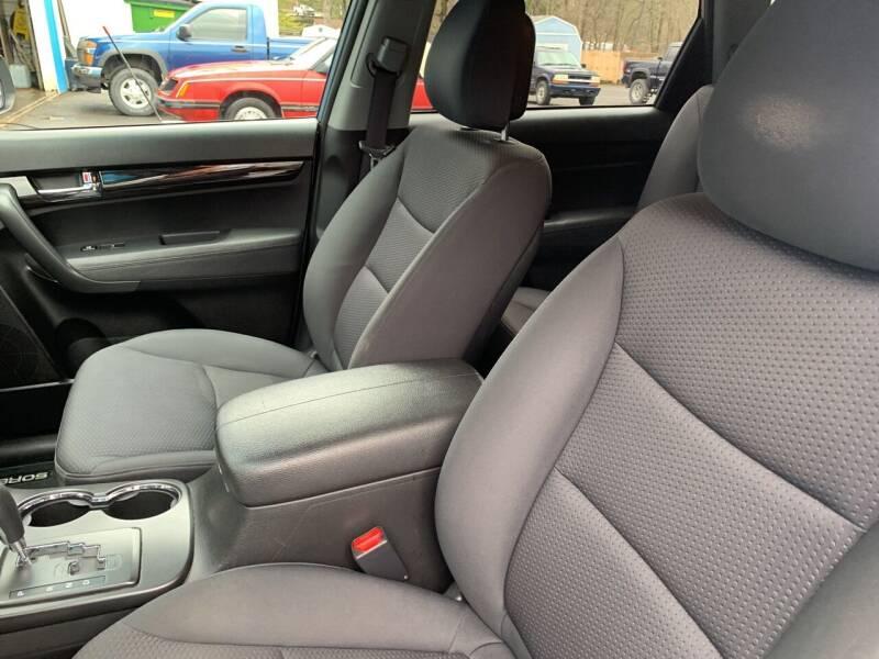 2011 Kia Sorento AWD LX 4dr SUV (V6) - Windber PA