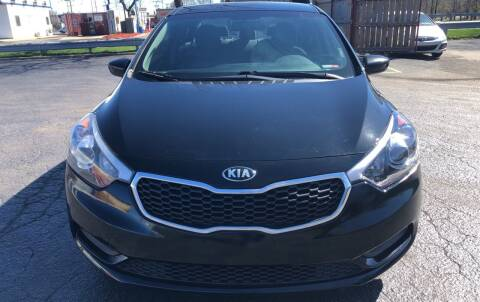 2015 Kia Forte for sale at Pay Less Auto Sales Group inc in Hammond IN