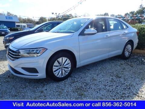 2019 Volkswagen Jetta for sale at Autotec Auto Sales in Vineland NJ