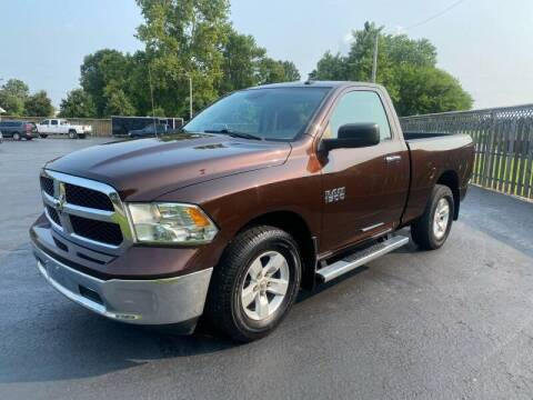 2013 RAM Ram Pickup 1500 for sale at CarSmart Auto Group in Orleans IN