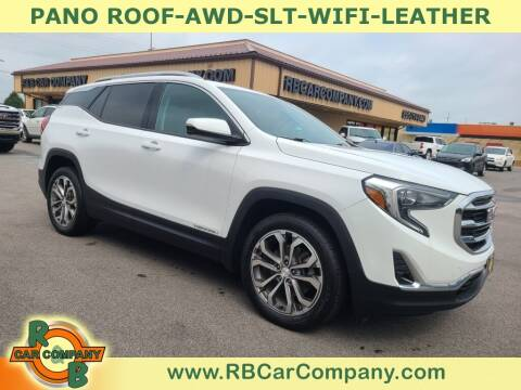 2019 GMC Terrain for sale at R & B Car Company in South Bend IN