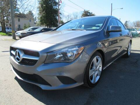 2016 Mercedes-Benz CLA for sale at PRESTIGE IMPORT AUTO SALES in Morrisville PA