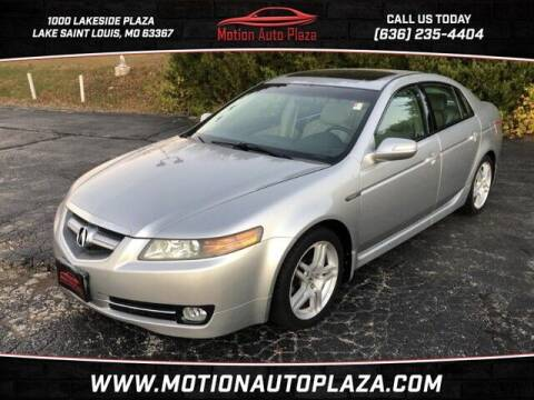 2008 Acura TL for sale at Motion Auto Plaza in Lakeside MO