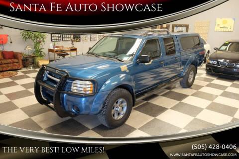 2003 Nissan Frontier for sale at Santa Fe Auto Showcase in Santa Fe NM