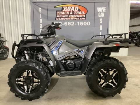2016 Polaris Sportsman® 570 SP Titaniu for sale at Road Track and Trail in Big Bend WI