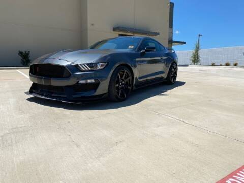 2019 Ford Shelby GT350 for sale at Classic Car Deals in Cadillac MI
