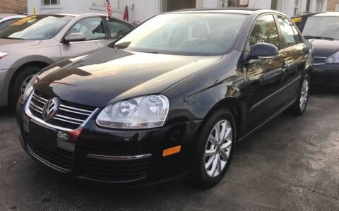 2010 Volkswagen Jetta for sale at Jeff Auto Sales INC in Chicago IL
