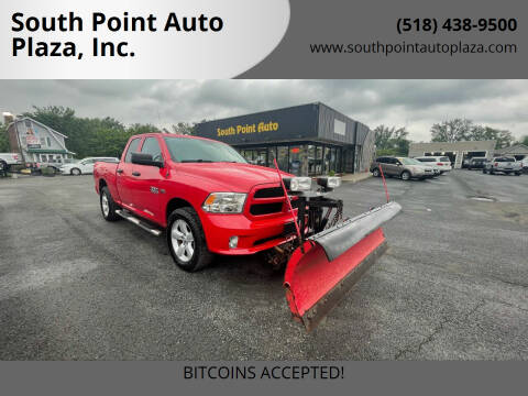 2014 RAM Ram Pickup 1500 for sale at South Point Auto Plaza, Inc. in Albany NY