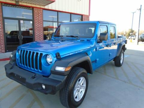 2020 Jeep Gladiator for sale at Premier Foreign Domestic Cars in Houston TX