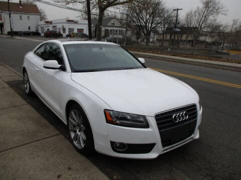 2011 Audi A5 for sale at Park Motor Cars in Passaic NJ