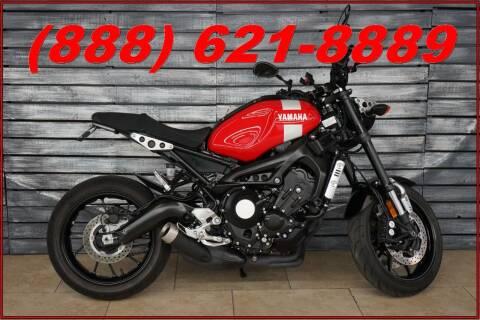 2018 Yamaha XSR900 for sale at AZautorv.com in Mesa AZ
