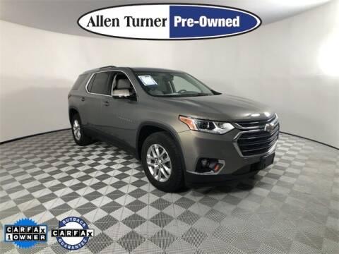 2018 Chevrolet Traverse for sale at Allen Turner Hyundai in Pensacola FL