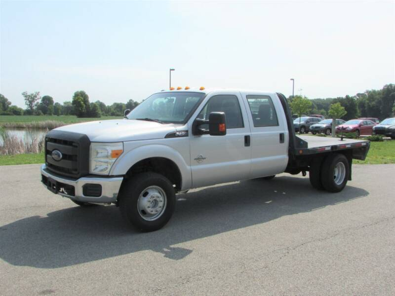 2014 Ford F-350 Super Duty for sale at 42 Automotive in Delaware OH