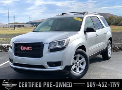 2015 GMC Acadia for sale at Premier Auto Group in Union Gap WA