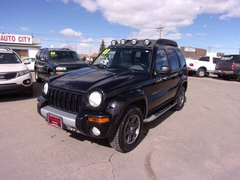 2003 Jeep Liberty for sale at Quality Auto City Inc. in Laramie WY