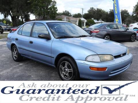1996 GEO Prizm for sale at Universal Auto Sales in Plant City FL