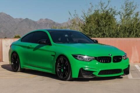 2018 BMW M4 for sale at PROPER PERFORMANCE MOTORS INC. in Scottsdale AZ