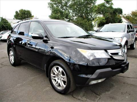 2009 Acura MDX for sale at Exem United in Plainfield NJ