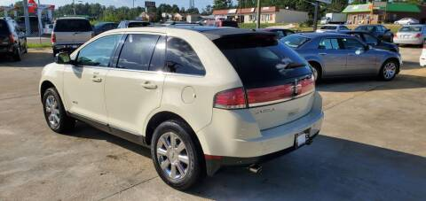 2007 Lincoln MKX for sale at Select Auto Sales in Hephzibah GA