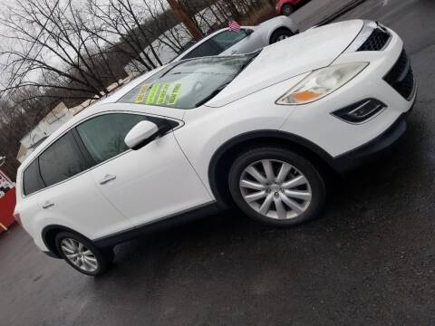 2010 Mazda CX-9 for sale at GMG AUTO SALES in Scranton PA