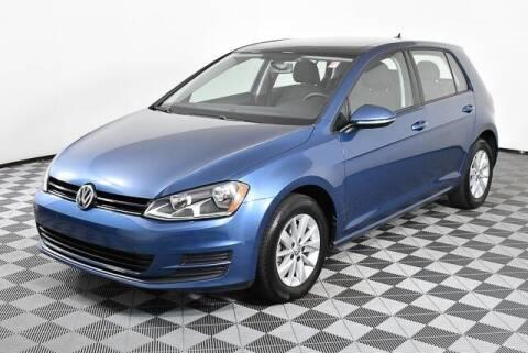 2016 Volkswagen Golf for sale at Southern Auto Solutions - Georgia Car Finder - Southern Auto Solutions-Jim Ellis Volkswagen Atlan in Marietta GA