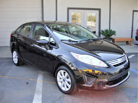 2012 Ford Fiesta for sale at DriveTime Plaza in Roseville CA