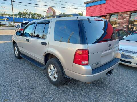 2004 Ford Explorer for sale at HW Auto Wholesale in Norfolk VA