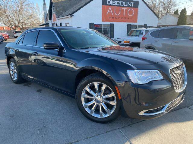 2015 Chrysler 300 for sale at Discount Auto Brokers Inc. in Lehi UT