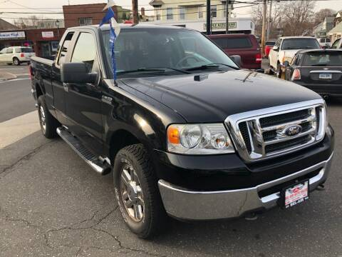 2008 Ford F-150 for sale at Bel Air Auto Sales in Milford CT