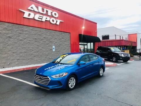 2017 Hyundai Elantra for sale at Auto Depot of Smyrna in Smyrna TN