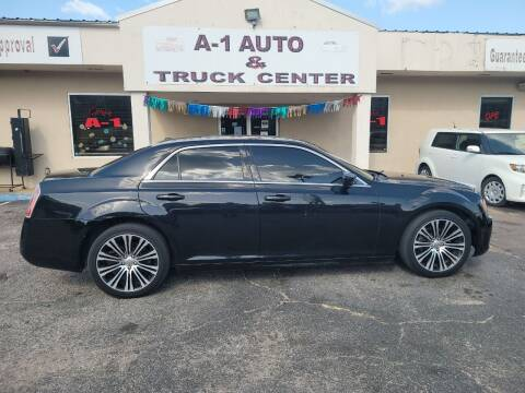 2013 Chrysler 300 for sale at A-1 AUTO AND TRUCK CENTER in Memphis TN