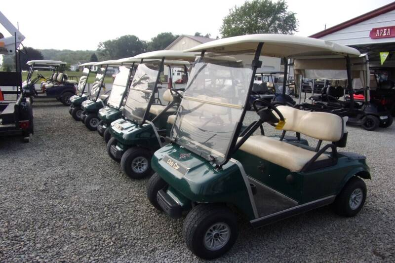 2003 Club Car DS Gas for sale at Area 31 Golf Carts - Gas 2 Passenger in Acme PA