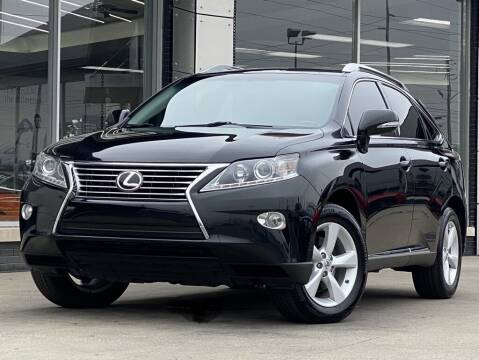 2013 Lexus RX 350 for sale at Carmel Motors in Indianapolis IN