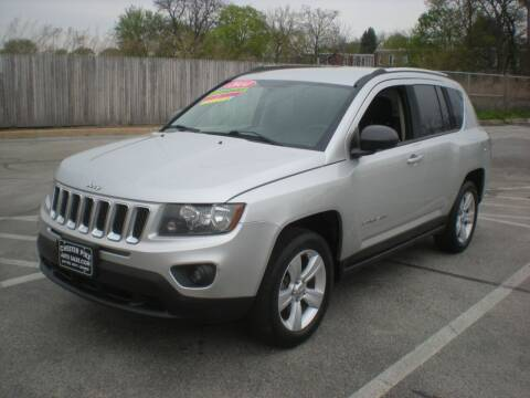 2014 Jeep Compass for sale at 611 CAR CONNECTION in Hatboro PA