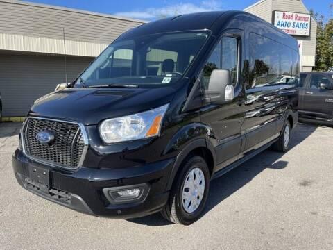2021 Ford Transit Passenger for sale at Road Runner Auto Sales WAYNE in Wayne MI