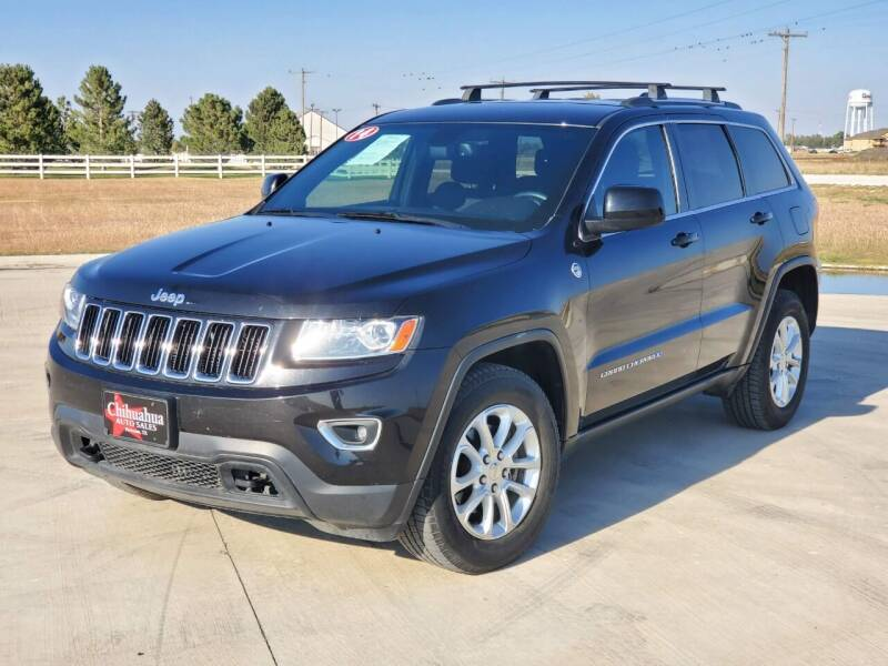 2014 Jeep Grand Cherokee for sale at Chihuahua Auto Sales in Perryton TX
