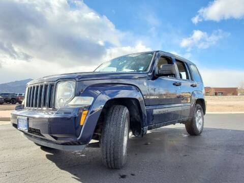 2012 Jeep Liberty for sale at Lakeside Auto Brokers in Colorado Springs CO