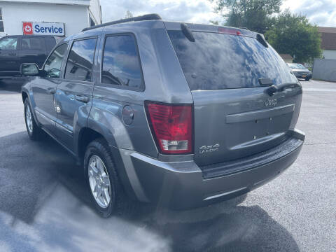 2007 Jeep Grand Cherokee for sale at Chilson-Wilcox Inc Lawrenceville in Lawrenceville PA