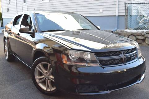 2014 Dodge Avenger for sale at VNC Inc in Paterson NJ