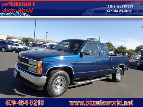 1993 Chevrolet C/K 2500 Series for sale at Bruce Kirkham Auto World in Yakima WA