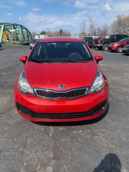 2013 Kia Rio for sale at WXM Auto in Cortland NY