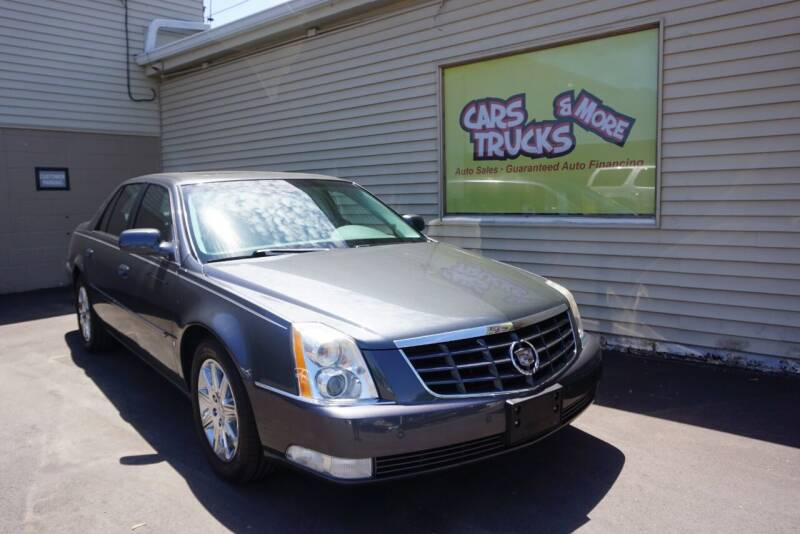 2010 Cadillac DTS for sale at Cars Trucks & More in Howell MI