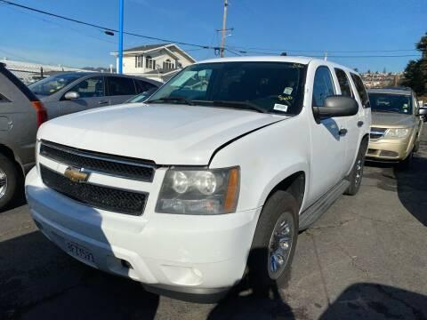 2010 Chevrolet Tahoe for sale at ZaZa Motors in San Leandro CA