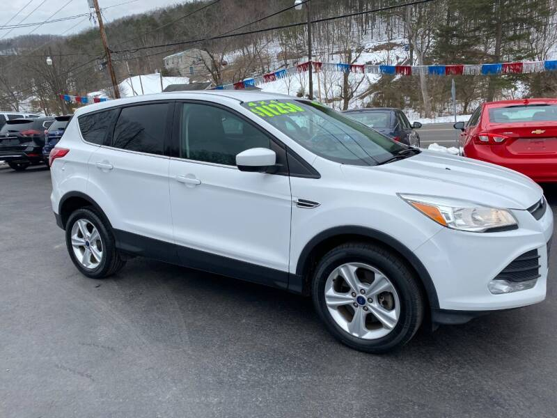 2015 Ford Escape for sale at Route 28 Auto Sales in Ridgeley WV