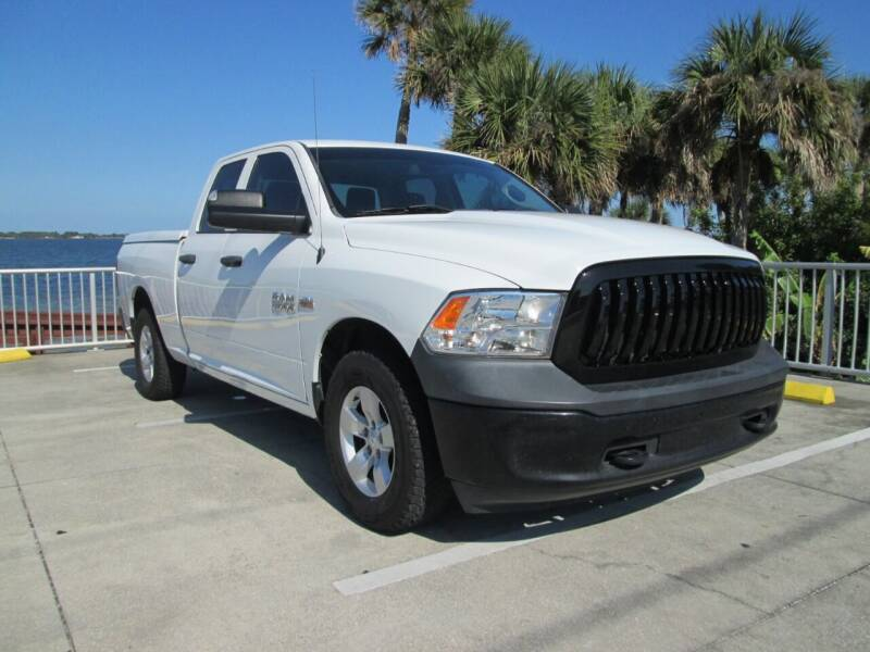 2014 RAM Ram Pickup 1500 for sale at Best Deal Auto Sales in Melbourne FL