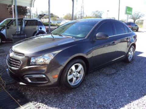 2016 Chevrolet Cruze Limited for sale at PICAYUNE AUTO SALES in Picayune MS