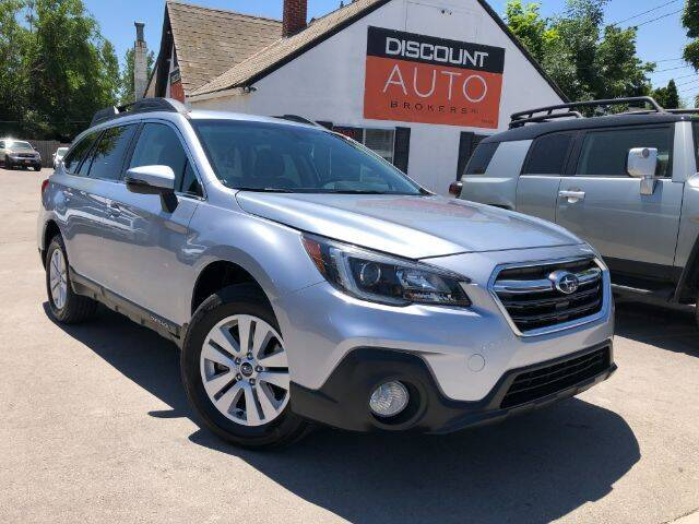 2019 Subaru Outback for sale at Discount Auto Brokers Inc. in Lehi UT